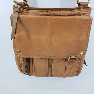 Fossil Morgan Traveler Crossbody Bag